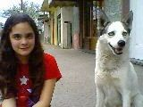 HoLa!! Yo Dai!!: Yo Al Pedo Con Un Perro,jej